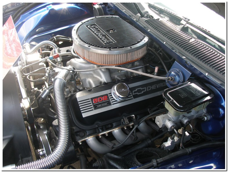 1978 Chevy 454 Hp Rating