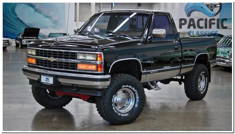 1991 Chev 1500