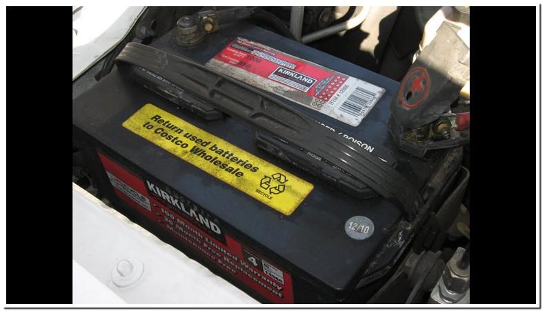 1998 Ford Explorer Battery