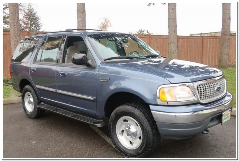 2000 Ford Expedition Miles Per Gallon