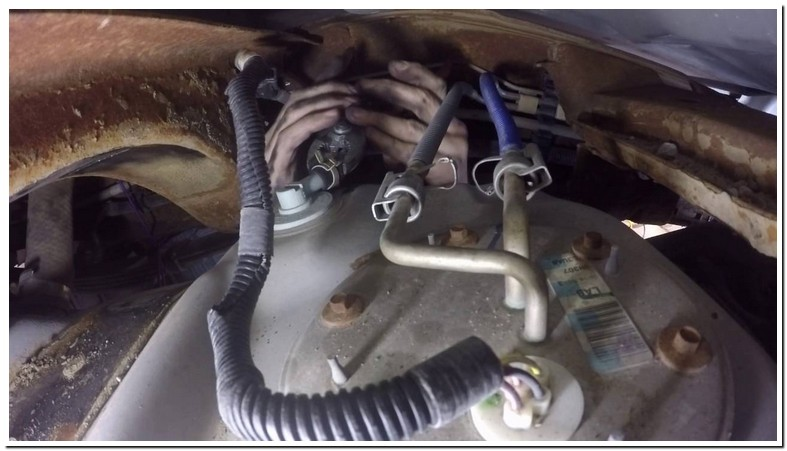 2000 Ford F150 Fuel Pump Replacement