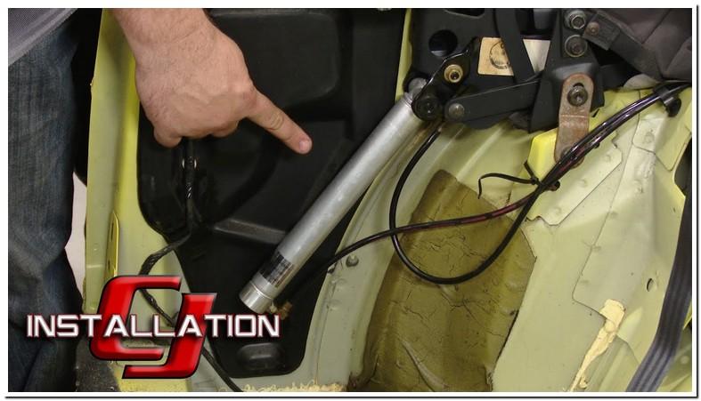 2000 Mustang Convertible Top Hydraulic Fluid
