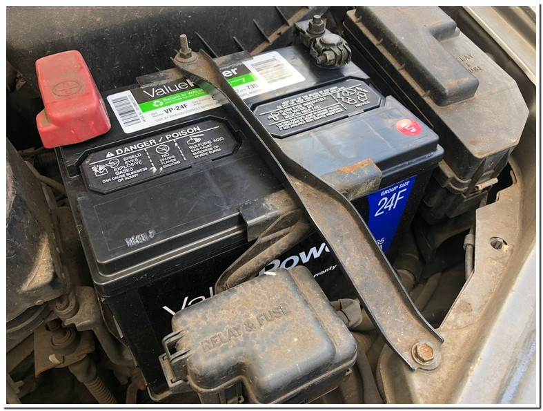 2000 Toyota Camry Battery Group Size