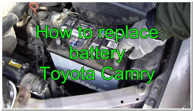 2000 Toyota Camry Battery Size
