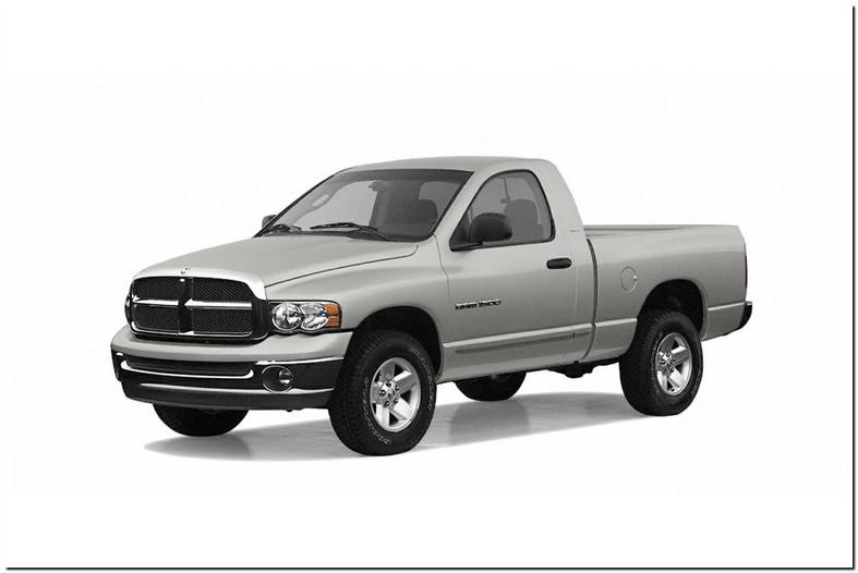 2003 Dodge Ram 1500 4x4 Towing Capacity