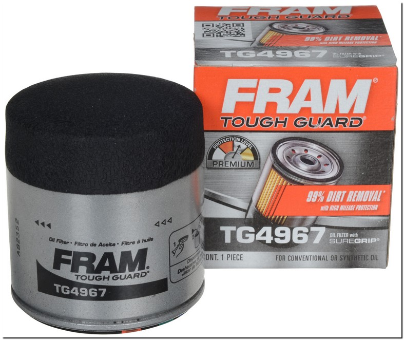 2003 Toyota Camry Oil Filter Type