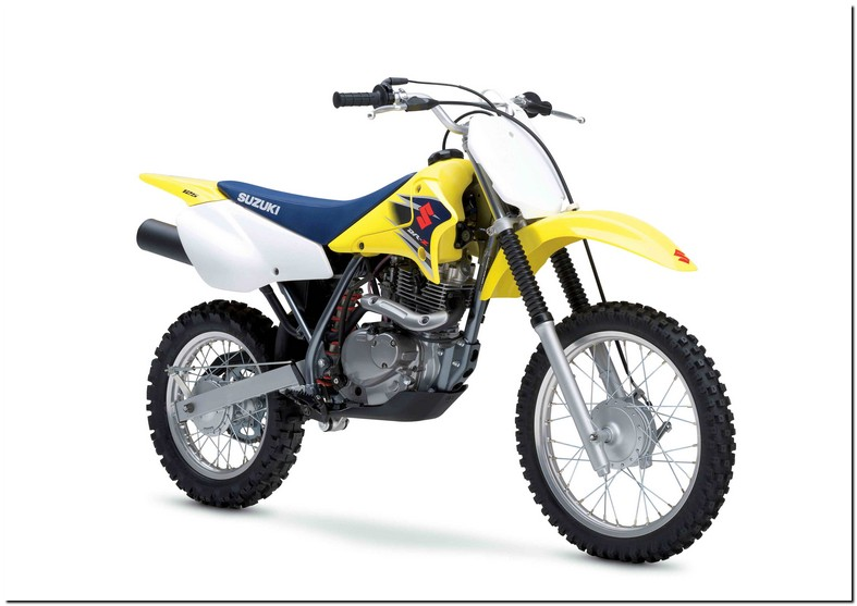 2004 Drz 125 Top Speed