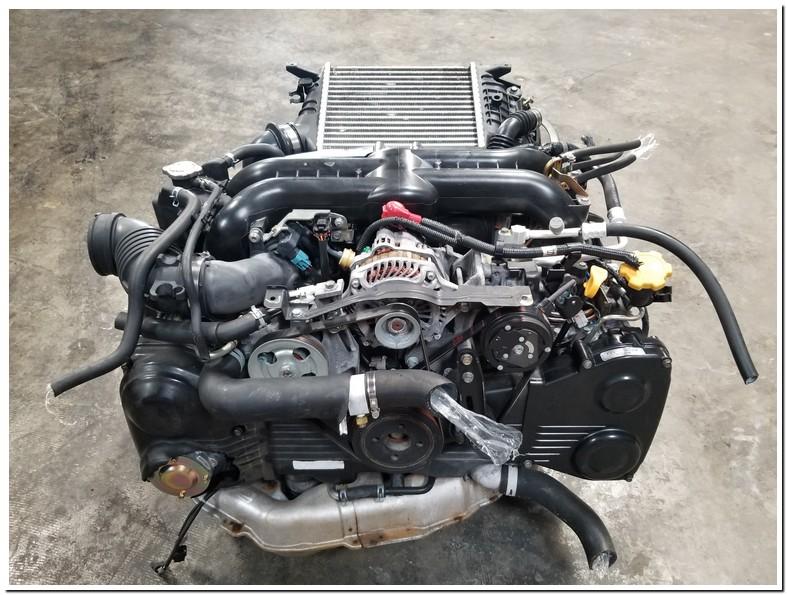 2004 Subaru Forester 2.5 Xt Turbo Engine