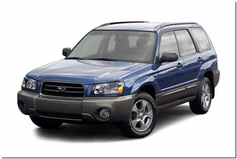 2004 Subaru Forester 2.5 Xt Turbo For Sale