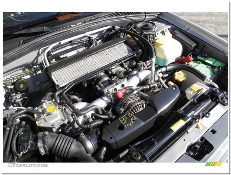 2004 Subaru Forester 2.5 Xt Turbo Specs