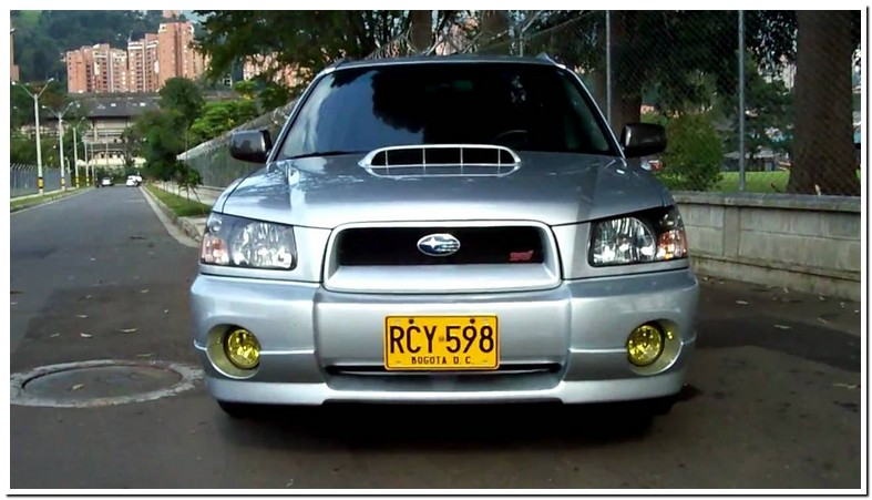 2004 Subaru Forester 2.5 Xt Turbo