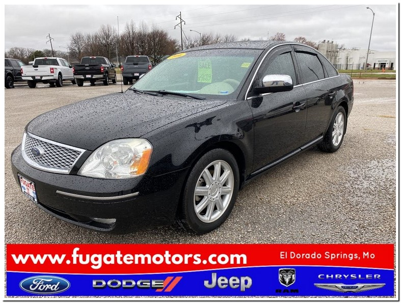 2005 Ford 500 Sel For Sale