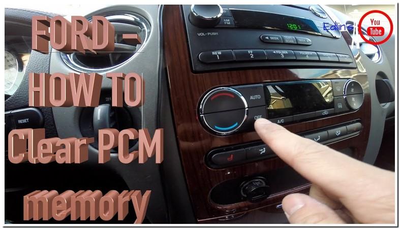 2005 Ford Explorer Pcm Reset