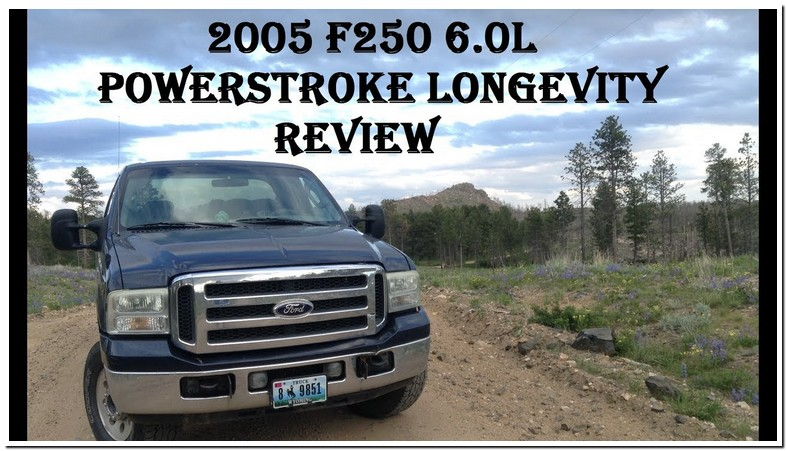 2005 Ford F250 Diesel 6.0 Review