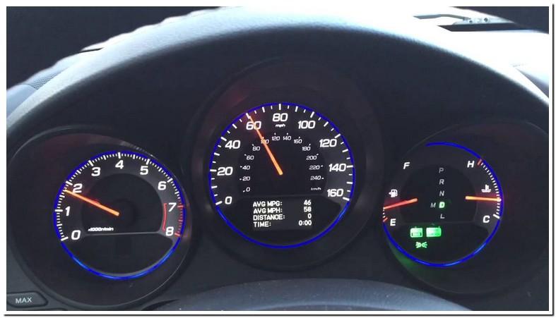 2006 Acura Tl Gas Mileage