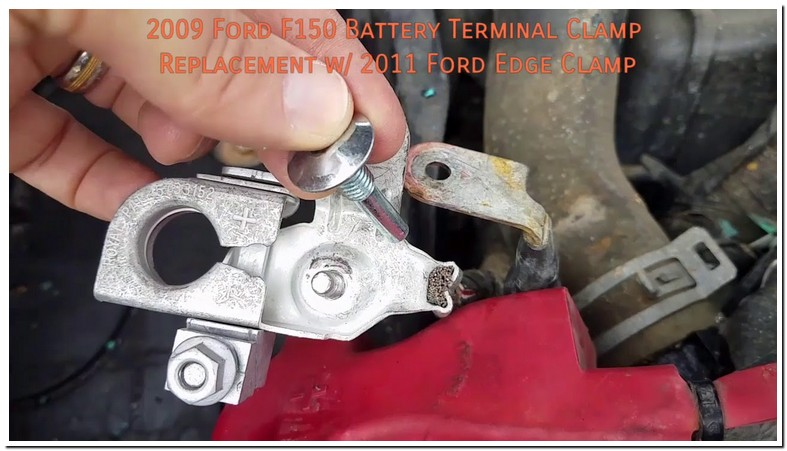 2007 Ford F150 Battery Terminal Replacement