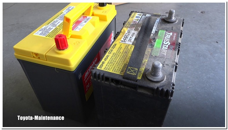 2008 Toyota Prius 12 Volt Battery Replacement