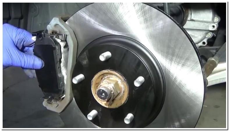 2009 Nissan Altima Brake Pads And Rotors