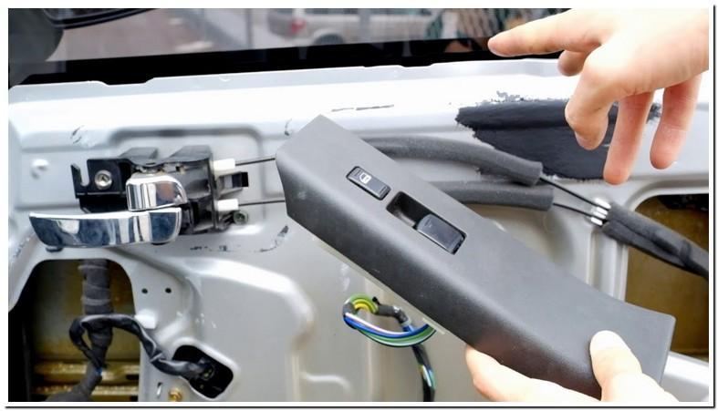 2009 Nissan Frontier Power Window Problems