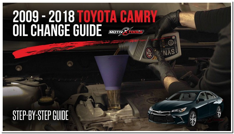 2009 Toyota Camry Le Oil Capacity
