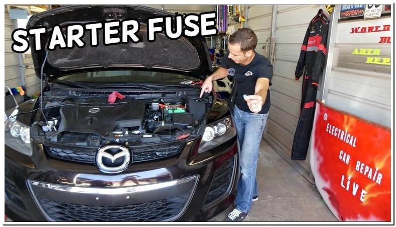 2010 Mazda Cx 7 Electrical Problems