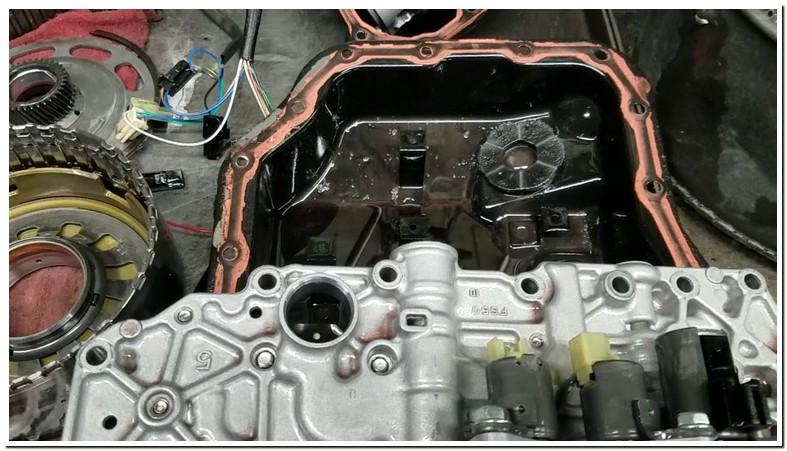 2010 Mazda Cx 7 Transmission Problems No Reverse