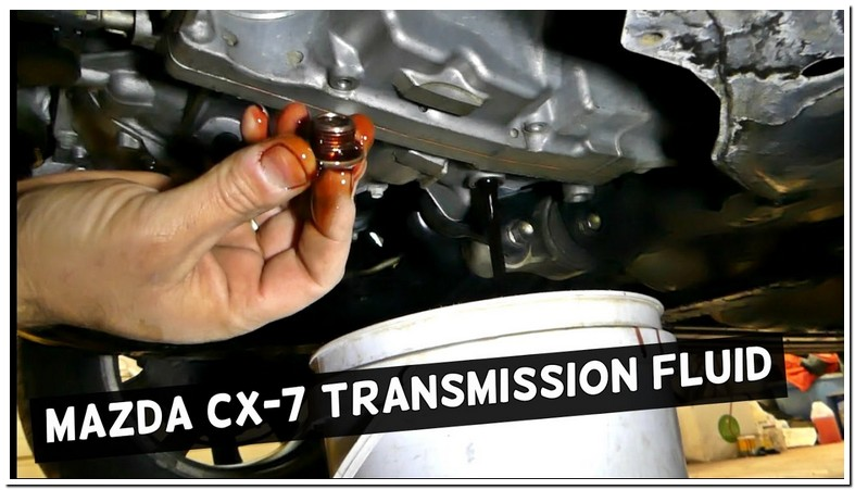 2010 Mazda Cx 7 Transmission Problems