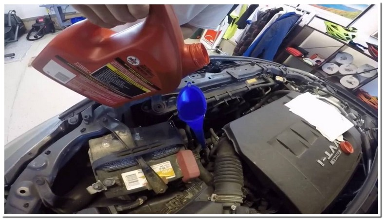 2010 Toyota Corolla Transmission Fluid Change Interval