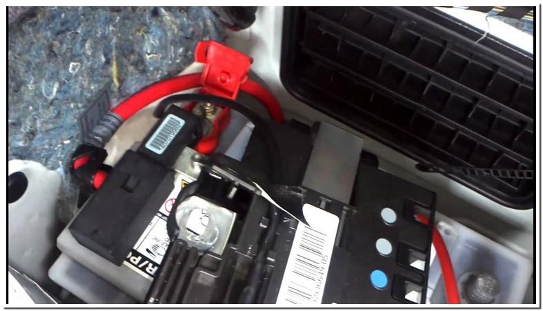 2011 Bmw 328i Battery Change