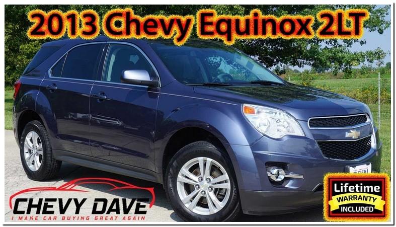 2013 Chevrolet Equinox Warranty