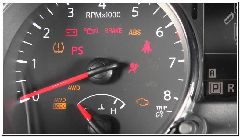2013 Nissan Rogue Check Engine Light