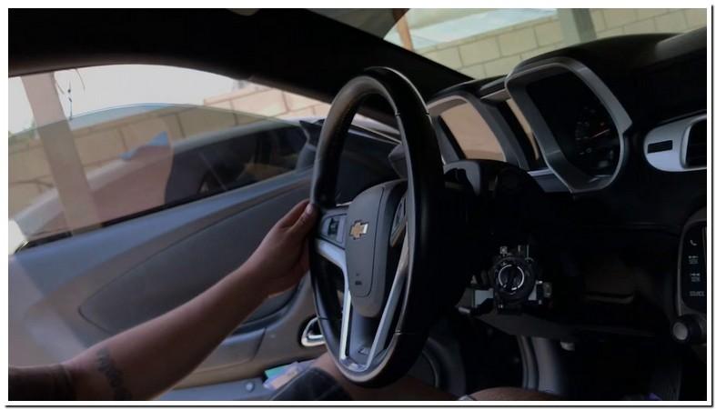 2014 Camaro Ss Key Stuck In Ignition