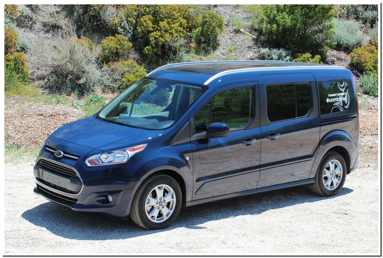 2014 Transit Connect Towing Capacity