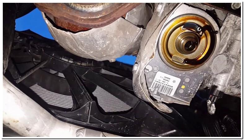 2015 Dodge Dart Oil Change