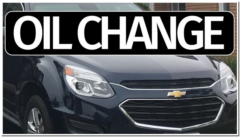 2016 Chevy Equinox Recommended Oil