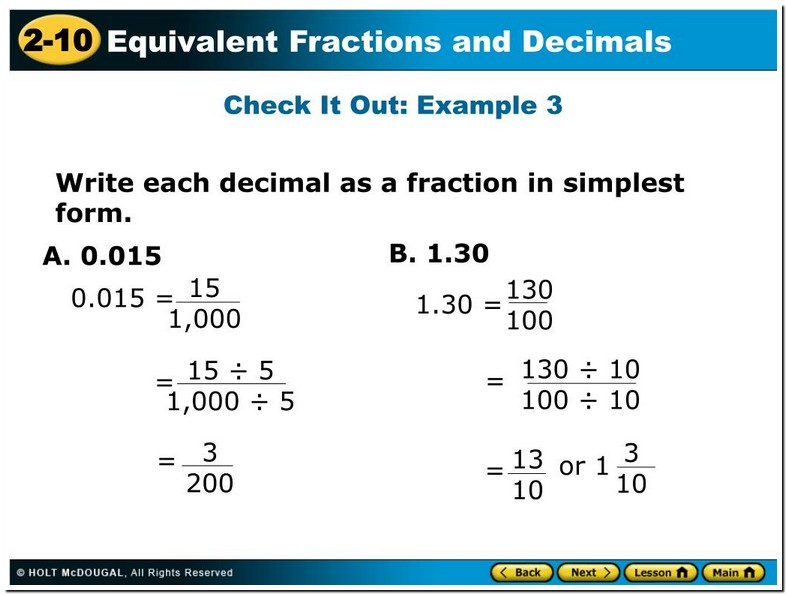 30100 In Simplest Form As A Fraction