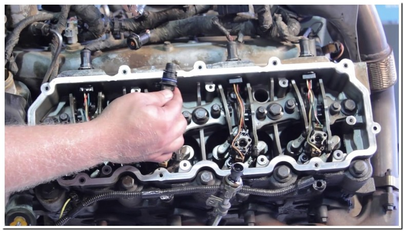 6.0 Powerstroke Injector Replacement Time