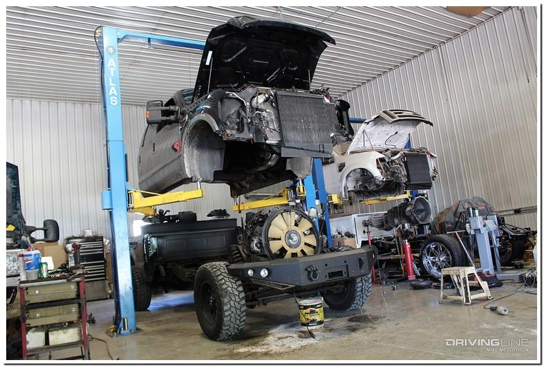 6.4 Powerstroke Turbo Issues