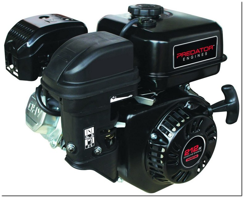 6.5 Hp Engine Top Speed