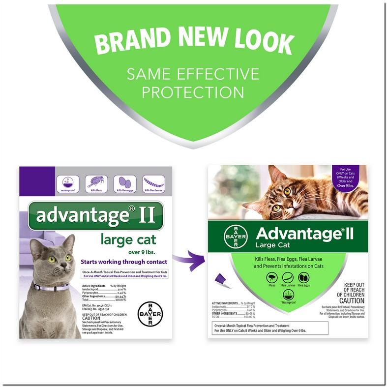 Advantage 2 For Kittens Walmart