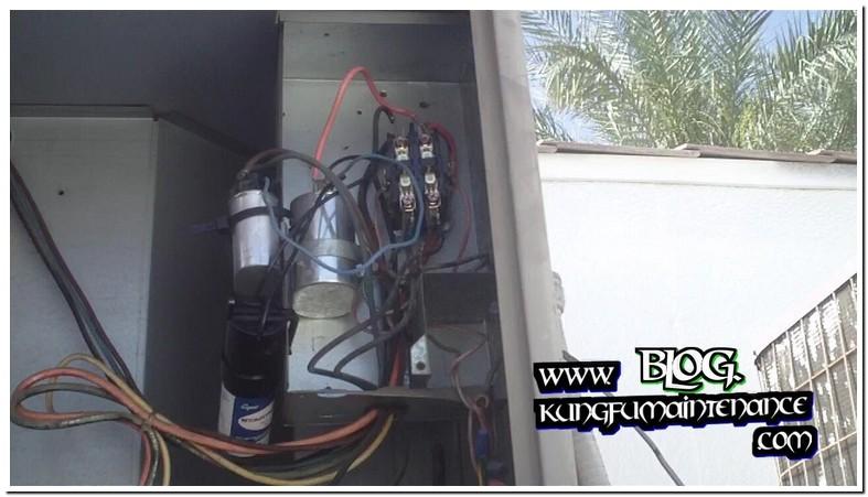 Air Conditioner Buzzing