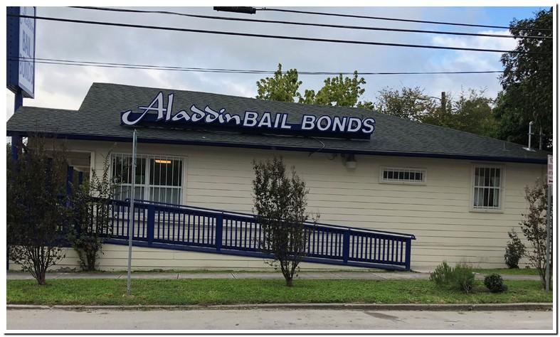 Aladdin Bail Bonds San Antonio Texas