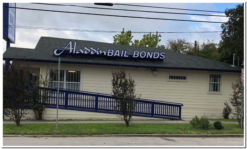 Aladdin Bail Bonds San Antonio