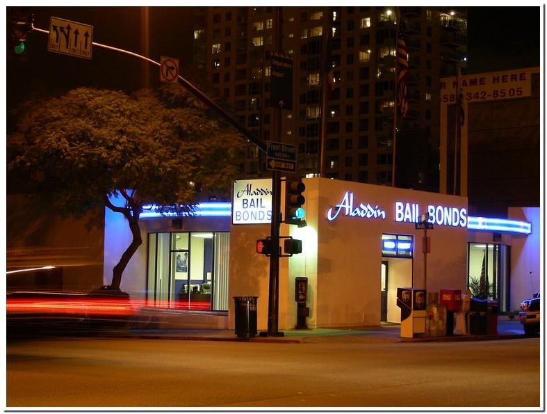 Aladdin Bail Bonds San Diego California
