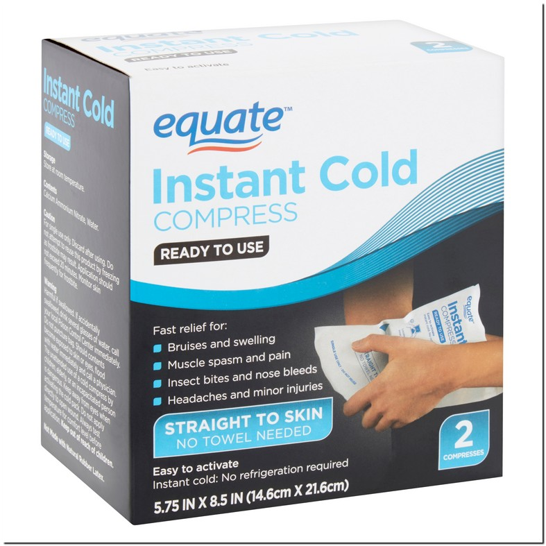 Ammonium Nitrate Cold Pack Walmart