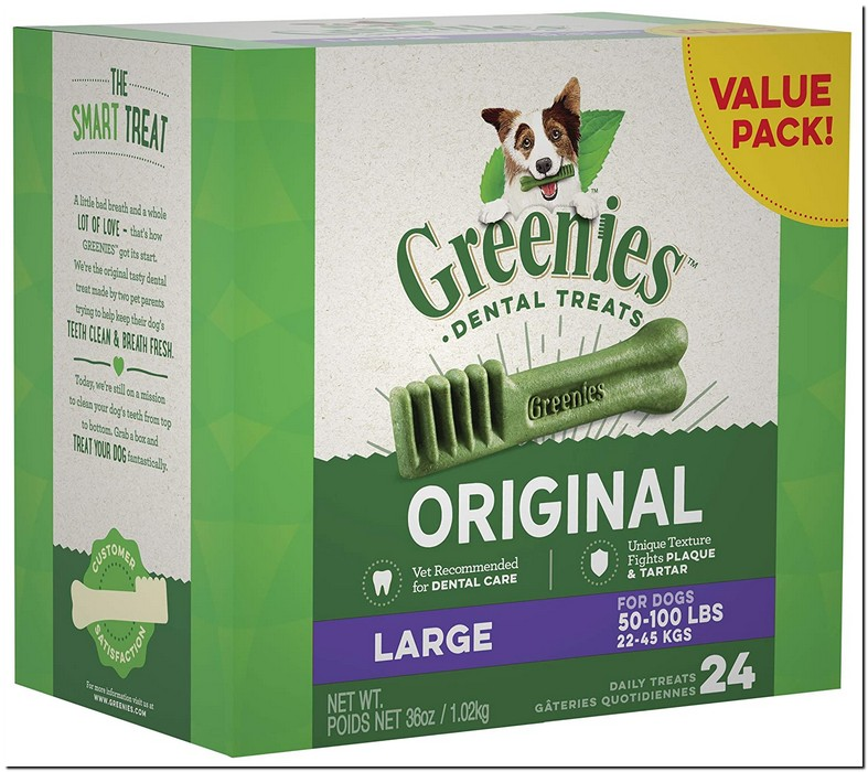Are Greenies Bad For Dogs 2018