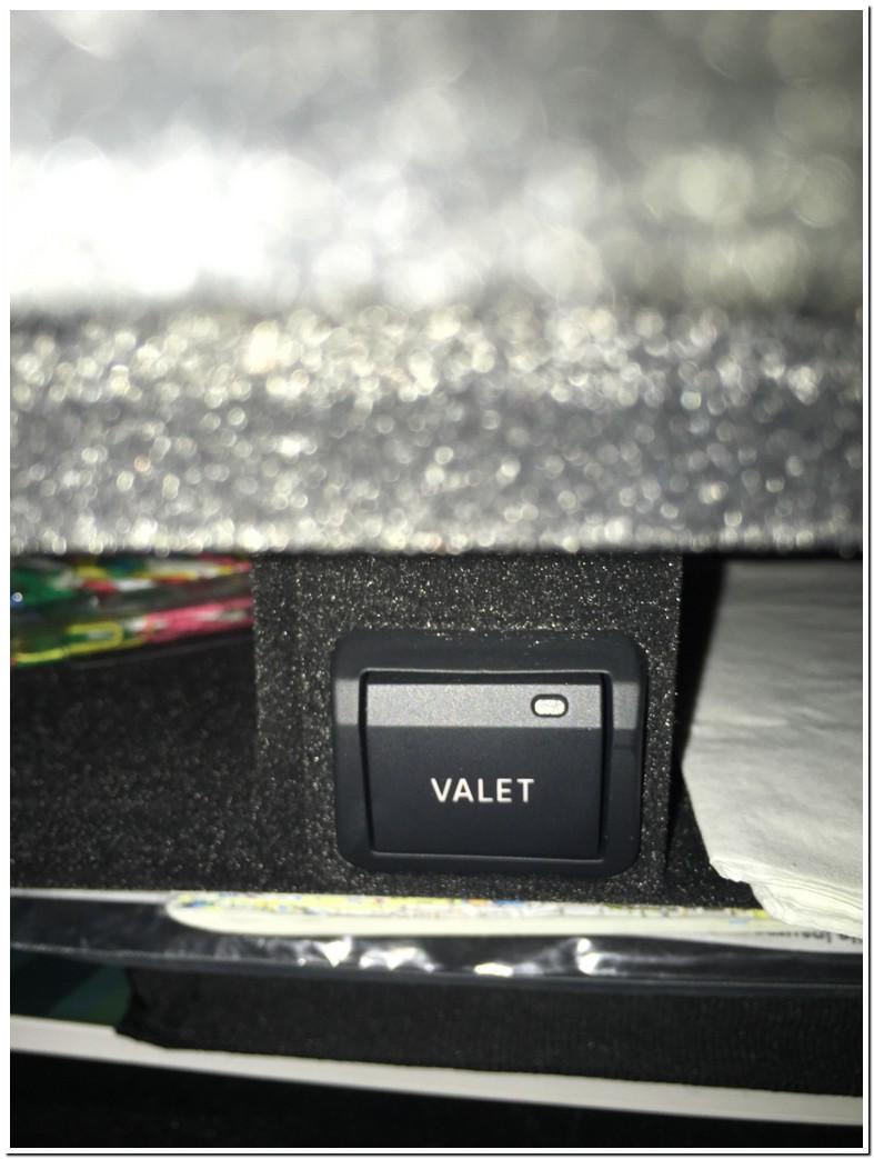 Audi A4 Valet Key