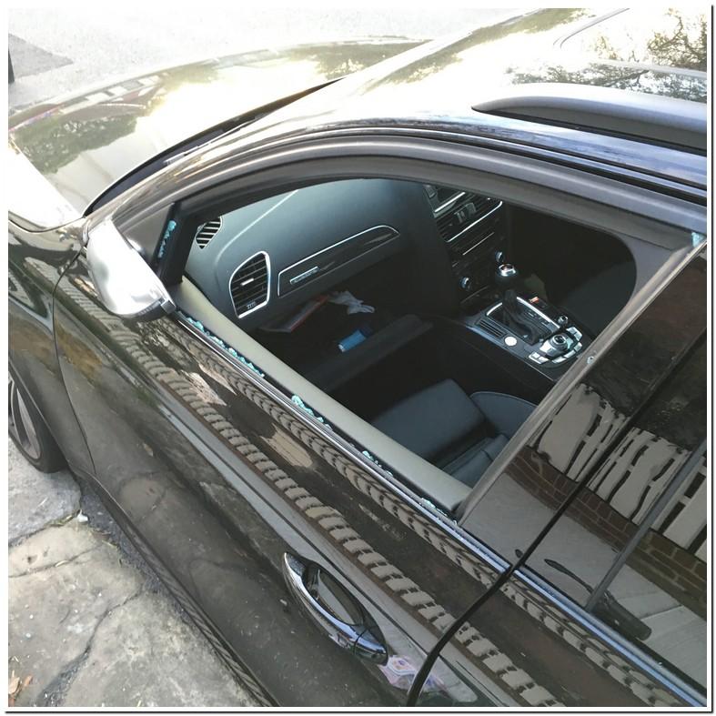 Audi Valet Key Stolen