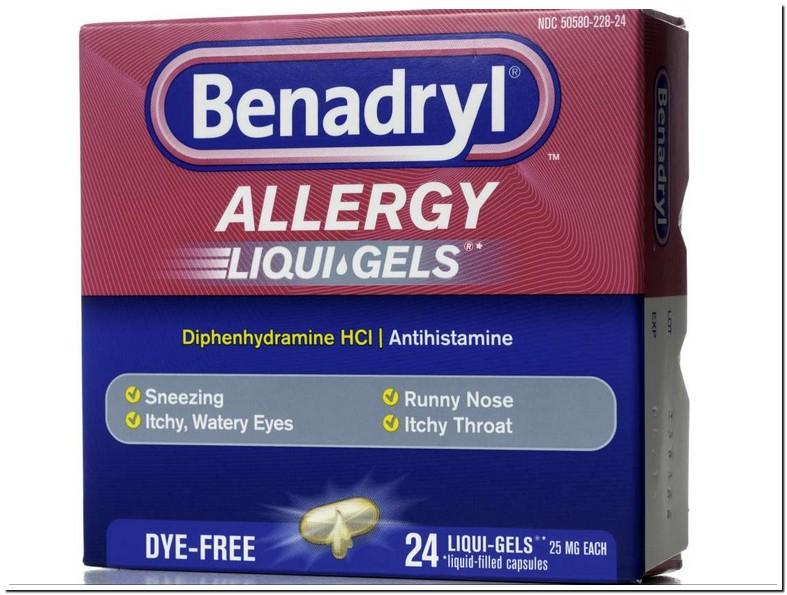 Benadryl Safe For 9 Month Old
