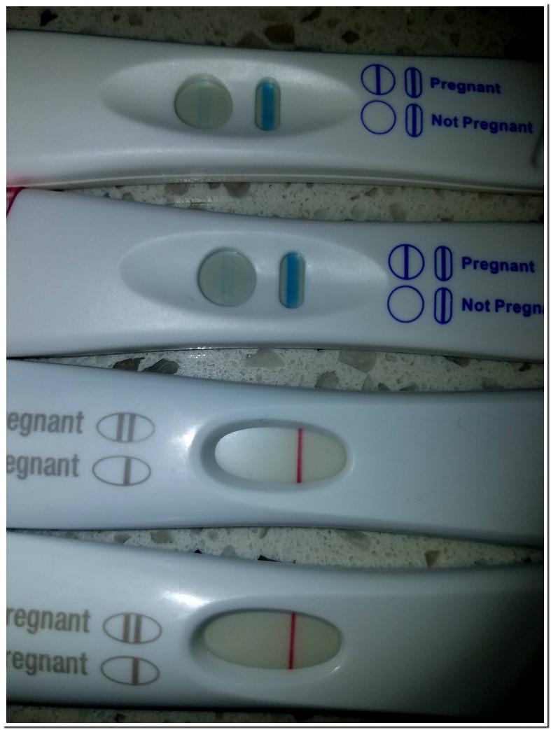 Blue Dye Pregnancy Test Brands